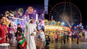 Shopping experience in Dubai