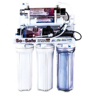 6-Stage RO Drinking Water Filter