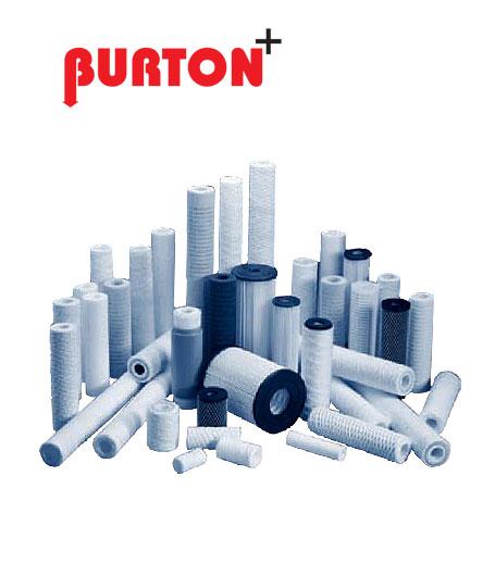 Burton Activated Carbon Cartridges