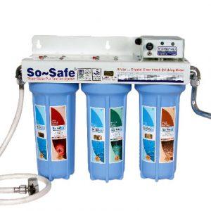 Triple UV Drinking Water Filter