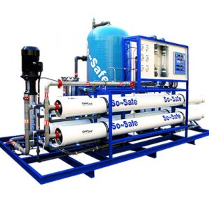 Industrial Brackish Water RO Plant