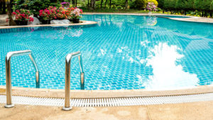 Water Filter System For Swimming Pools