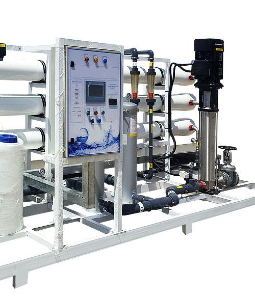Brackish Water RO Water Treatment Plant UAE