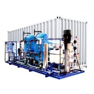 Containerized RO System