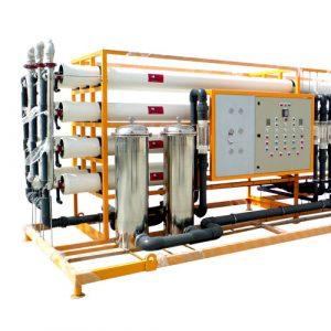 Industrial Brackish Water RO Plant UAE