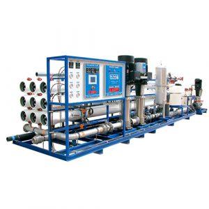 Industrial 500 K GPD Brackish Water RO System