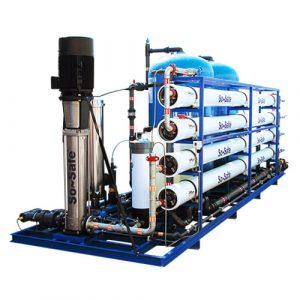 Industrial Brackish water RO Plant Dubai