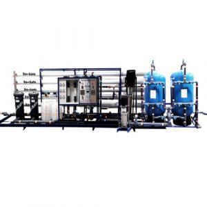 Membrane Separation Industrial RO Plant Dubai