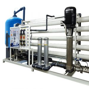 Seawater RO Water Treatment Plant