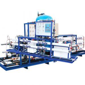 Seawater Reverse Osmosis System Dubai