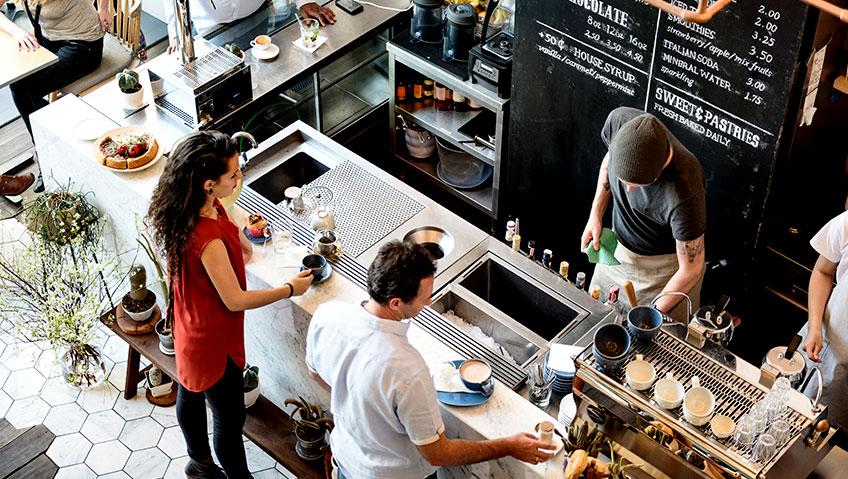 Restaurant POS System Dubai