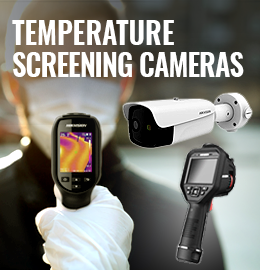 Temperature Screening Camera Dubai