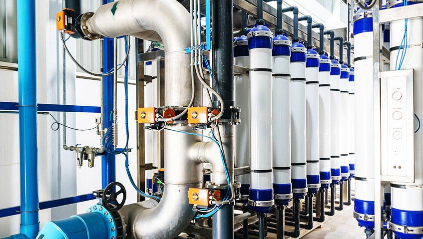 RO System Antiscalant Chemicals