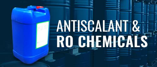 Antiscalant RO Chemicals Dubai
