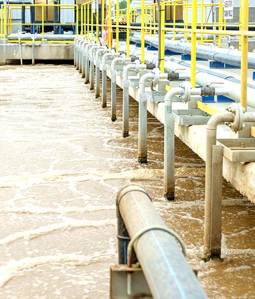 MBBR Wastewater Treatment System Dubai