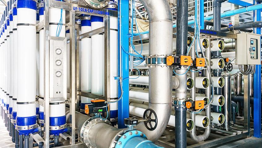 Brackish Water Reverse Osmosis System Dubai