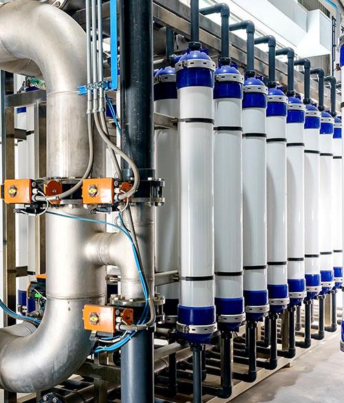 Seawater Reverse Osmosis system
