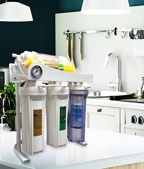 Under Sink RO Water Purifier Dubai
