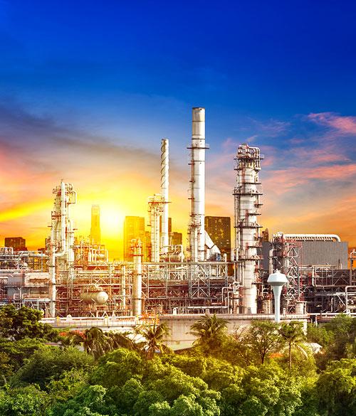 Oil Industry Dubai