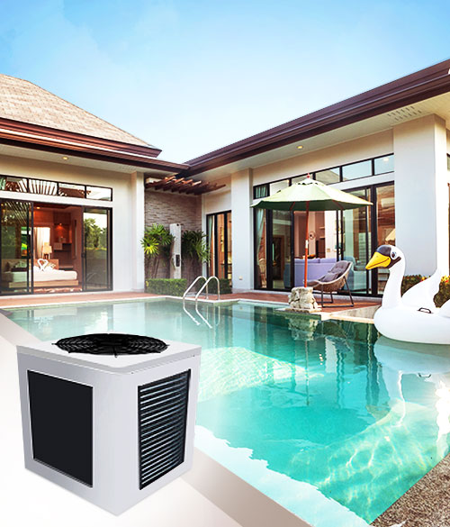 Villa Water Tank Cooling System