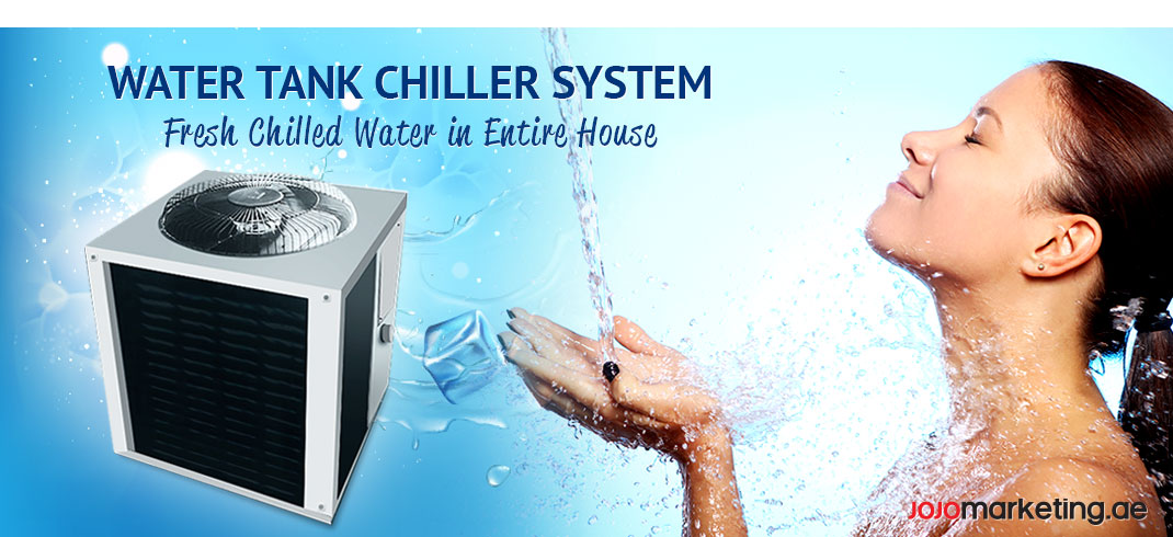 Home Water Tank Chiller System Dubai