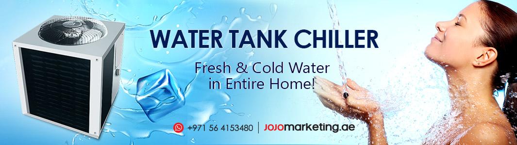 Water Tank Cooling System Dubai