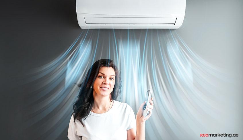 Air Water Chiller System Dubai