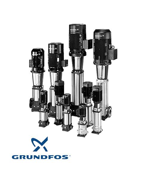 Grundfos CR 15-8 Vertical Pumps Dubai