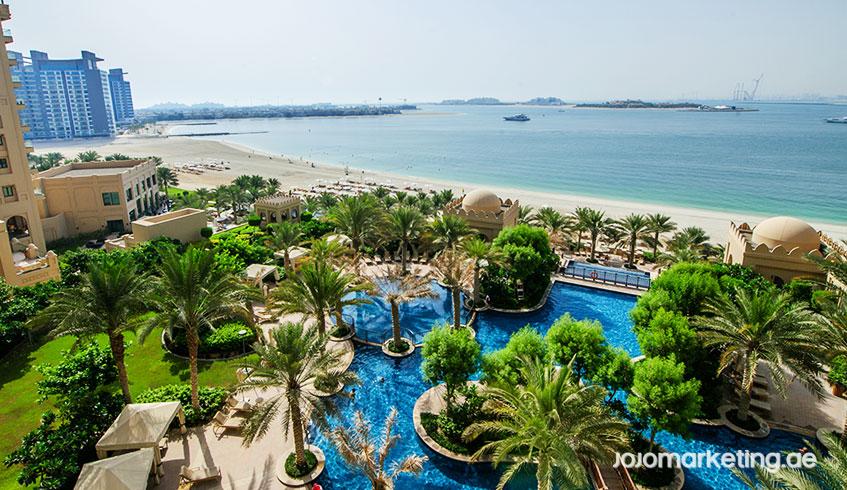 Dubai Beachfront Luxury Villas