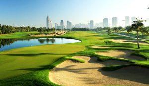 Emirates Hills Golf Course Villas
