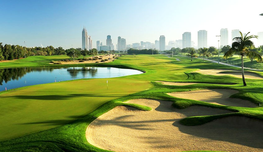 Emirates Golf Course, Dubai