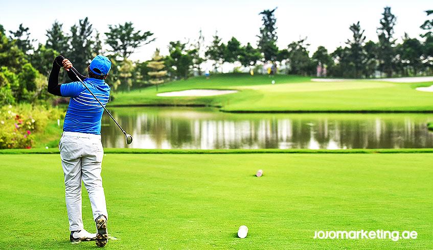 Golf Course villas Dubai