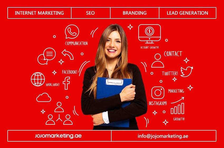 Internet-Marketing Dubai
