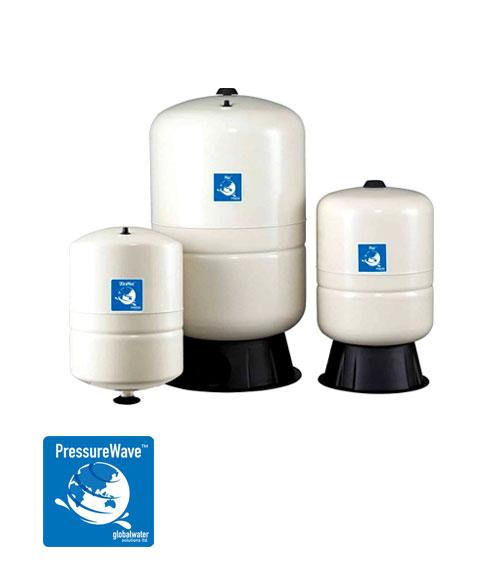 Pressure Wave Pressure Tanks