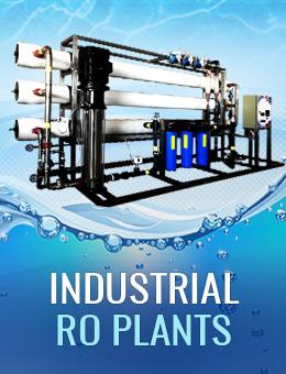 Industrial RO Plants Dubai